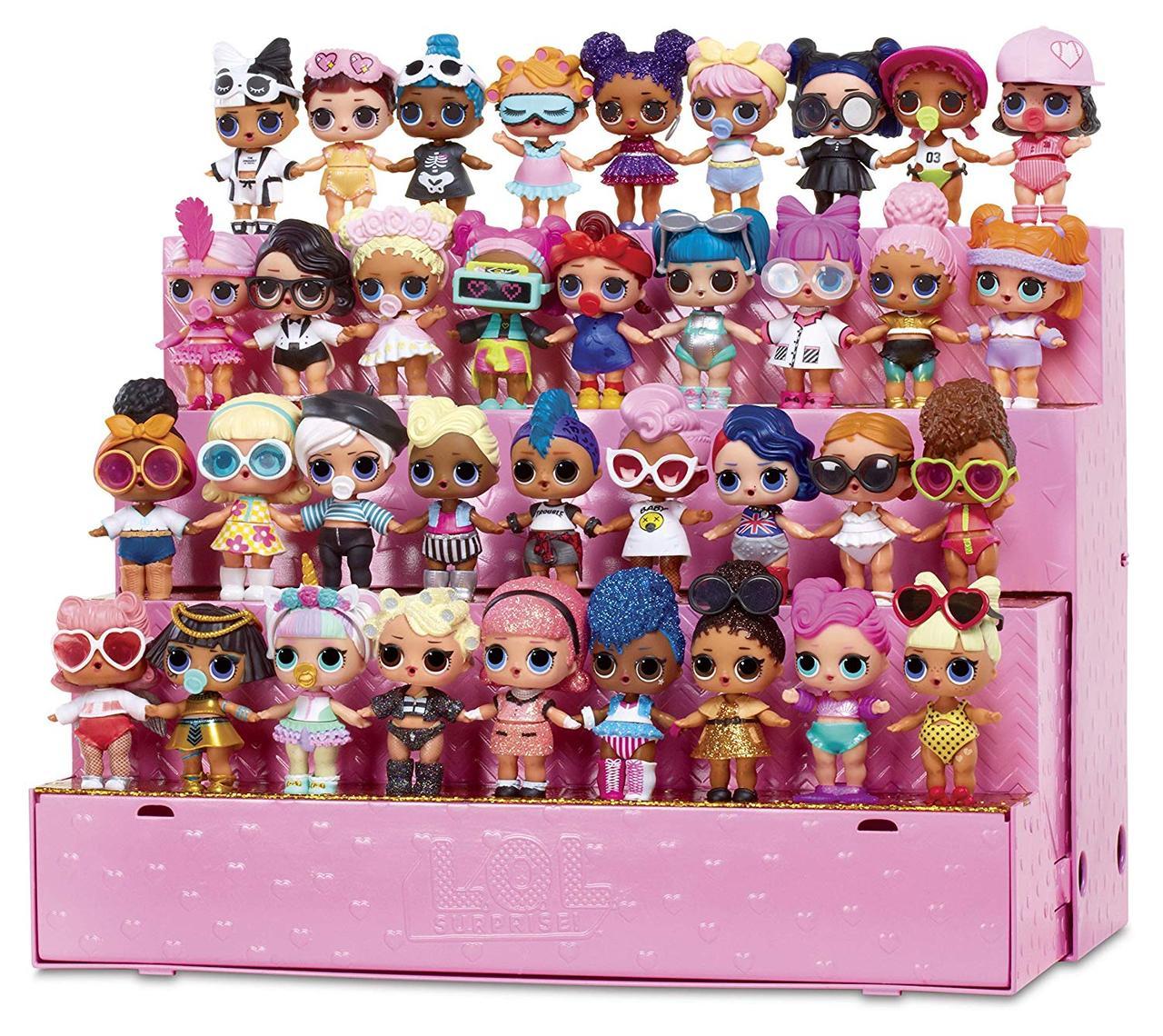 Игровой набор Лол L. O. L. Surprise Pop-Up Store Модный подиум 3-в-1 MGA (552314)