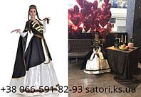 арт. BL - ВЖ268 - Грузинский женский костюм