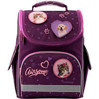 Рюкзак школьный каркасный Rachael Hale KITE R19-501S
