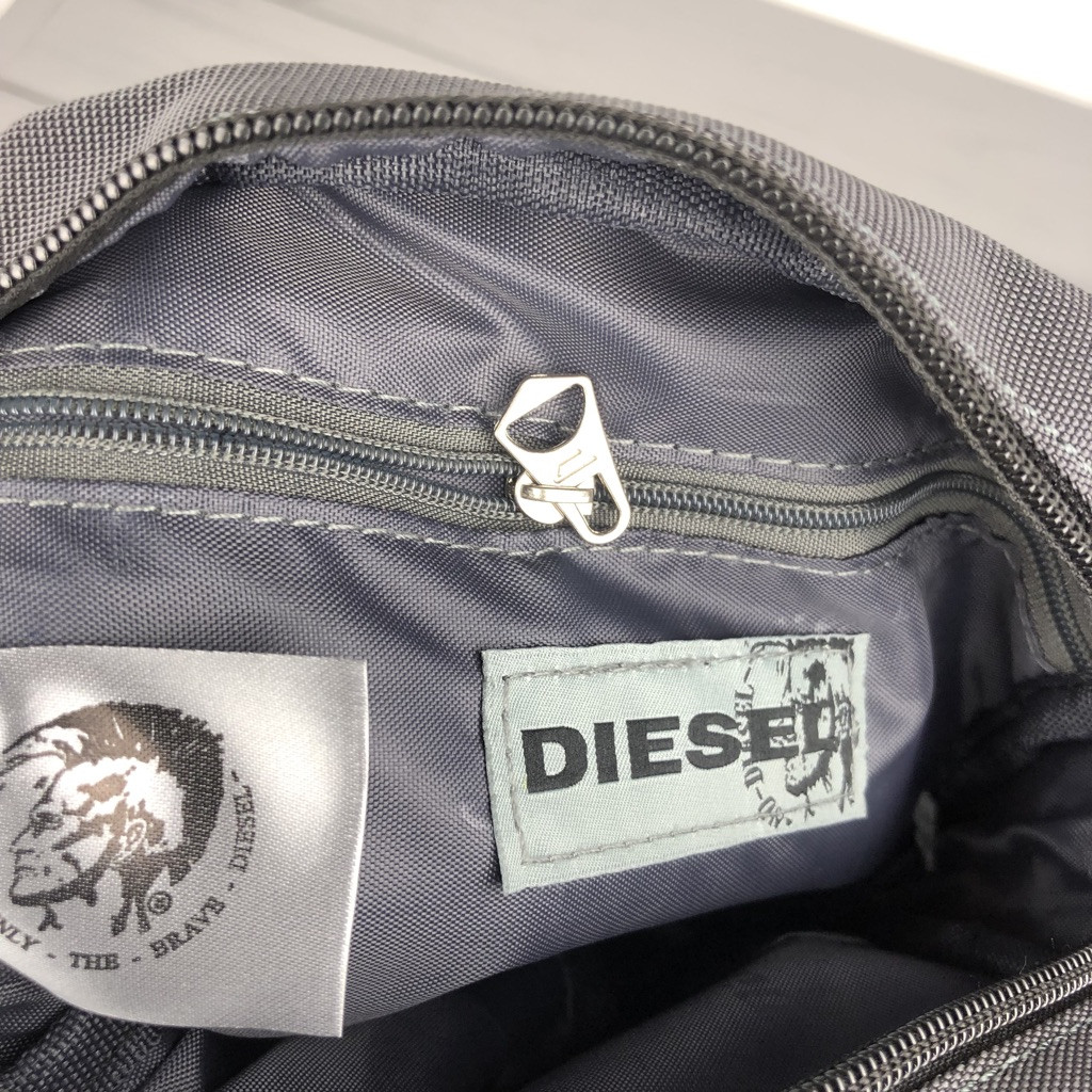 bab8697f Сумка мужская Diesel Khaki/Black, цена 777 грн., купить в Харькове —  Prom.ua (ID#949670057)