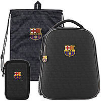 Рюкзак в комплекте 3 в 1 FC Barcelona KITE BC19-531M+600S+623