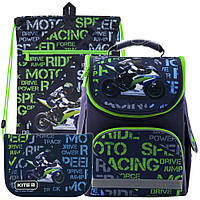 Рюкзак в комплекте 3 в 1 Racing KITE K19-501S-12+601M-10+622-10