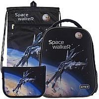 Рюкзак в комплекте 3 в 1 Spaceship KITE K19-531M-3+601M-18+622-12