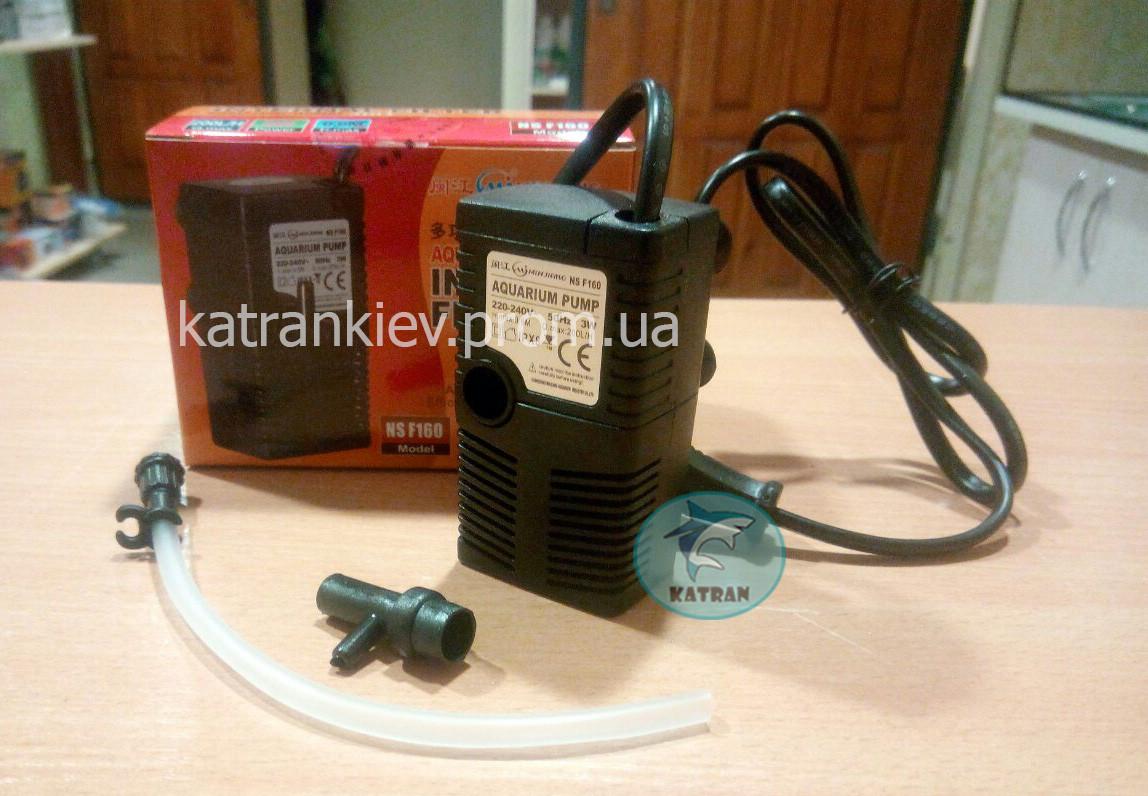 Фильтр NS f 160 для аквариума до 40 л (200 л/ч)