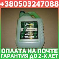 ⭐⭐⭐⭐⭐ Антифриз OIL RIGHT (зеленый) 5кг  2902