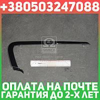 ⭐⭐⭐⭐⭐ Молдинг бампера ВАЗ VESTA хром верхний левый (производство  Пластик)  8450008670