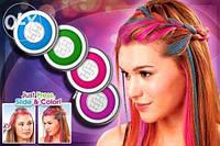 Цветная пудра (мелки) для волос Hot Huez (Хот Хьюз)  Самое лучшее только для вас