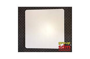 Столешница для стола Алор, толщина 25 мм, квадратная, 60*60 см, цвет белый