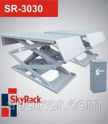 Ножничный электрогидравлический подъемник SkyRack BASIC SR-3030
