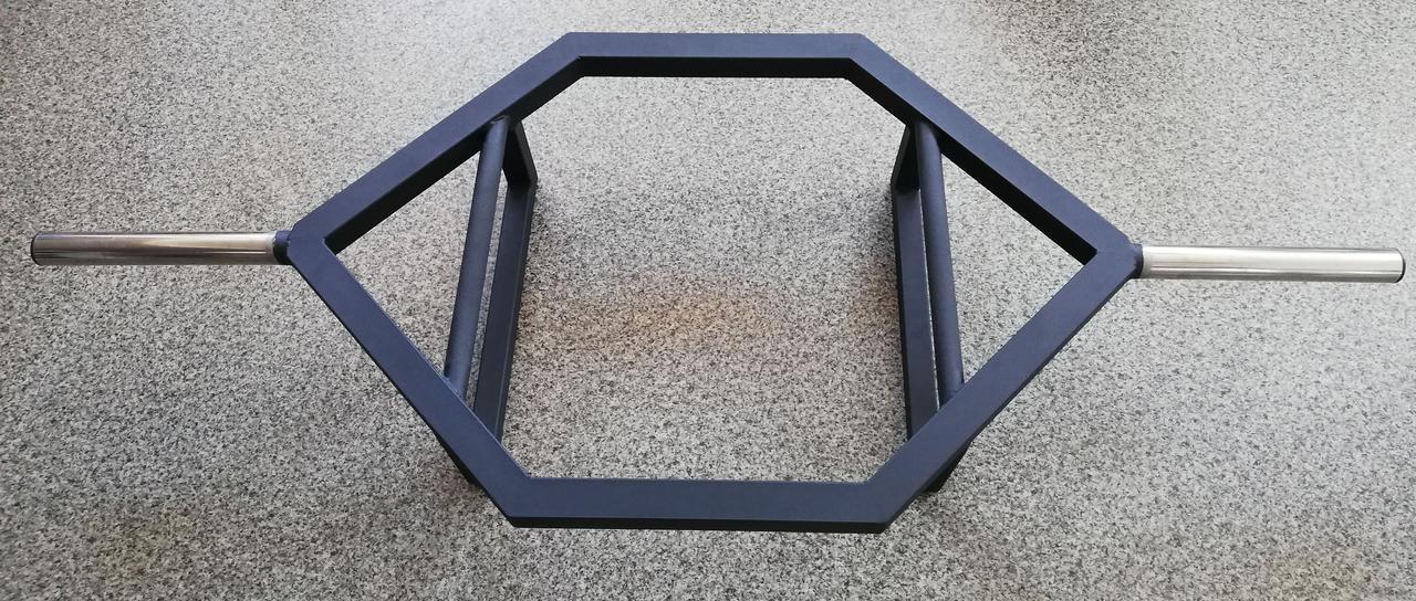 Трэп-гриф Олимпийский шестиугольный