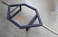 Трэп-гриф Олимпийский шестиугольный, фото 2