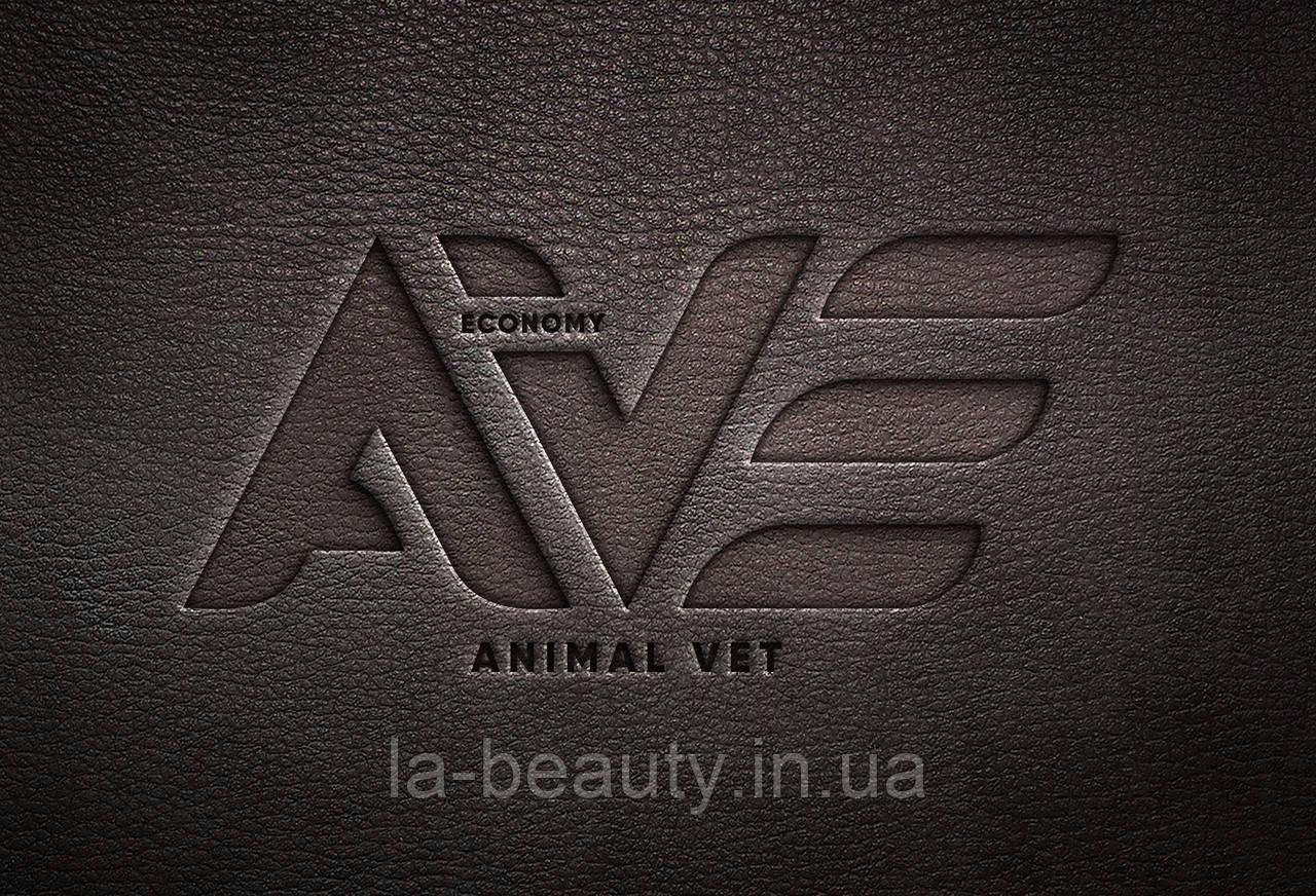 Дизайн логотипа TM AVE (разработчика и производителя оборудования для груминга и ветеринарии)