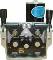 Подаючий механізм напівавтоматичний зварювальний 24В 4-х роликовий SSJ-11