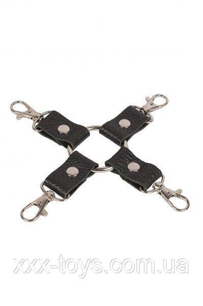Фиксатор Leather Fixer, black