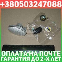 ⭐⭐⭐⭐⭐ Указатель поворота на крыле левый =правый белый Mercedes VIANO/VITO 03- (производство  TYC) МЕРСЕДЕС, 18-5511-05-2M