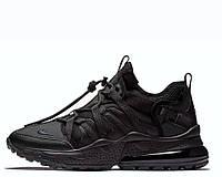 """Кроссовки Nike Air Max 270 Bowfin """"Black/Anthracite"""" Арт. 3944 (Уценка)"""