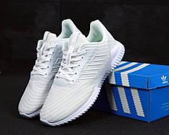 Мужские кроссовки AD ClimaCool white. ТОП Реплика ААА класса.