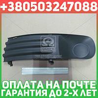 ⭐⭐⭐⭐⭐ Решетка бампера передняя левая -отверстий ФОЛЬКСВАГЕН T5. 03- (производство  TEMPEST) ТРAНСПОРТЕР  5, 051 0622 913