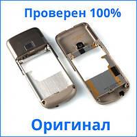 ОРИГИНАЛЬНАЯ средняя часть корпуса Nokia 8800 Arte Carbon / Нокиа 8800 Карбон Арте корпус средняя часть, Оригінальна середня частина корпусу Nokia