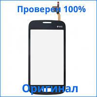 Оригинальный тачскрин Samsung S7262 Galaxy Star Plus Duos черный (сенсорный экран, стекло в сборе)