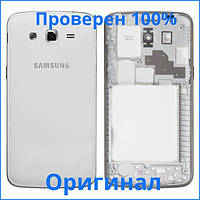 Оригинальный корпус Samsung G7102 Galaxy Grand 2 Duos белый, Оригінальний корпус Samsung G7102 Galaxy Grand 2 Duos білий