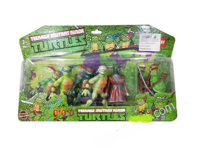 Игровые фигурки Черепашки ниндзя Turtles, фото 2