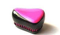 Щетка для волос с технологией тангл тизер Christian (CR-4221) Розовая