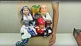 Кукольный театр, куклы-перчатки  Соломенный бычок,  7 персонажей, фото 4