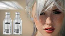 L'oreal Professionnel Serie Expert Silver догляд за зрілими і сивим волоссям