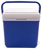 Mega® (США) Изотермический контейнер 12 л Mega Синий, красный