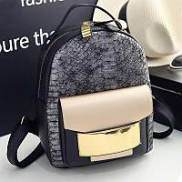 c4cc9dc0a40d Рюкзак сумка женский с кружевной отделкой (белый), цена 699 грн ...