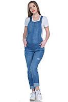 Комбинезон для беременных 2 в 1 Busa 8054 синий, фото 1