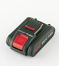 Акумулятор Li-Ion 20 V 2,5 AH 50 WH Easy Flex