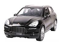 Машинка на радиоуправлении 1к14 Meizhi лицензированный Porsche Cayenne, черный - 139599