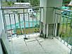 Ограждение балкона из нержавеющей стали, фото 4