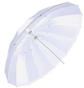 """Зонт Falcon параболический белый 60"""" (152 см) 16 спиц (AU-150 60"""")"""