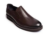 Туфли BOSS VICTORI XY031-602-10G-Z335 Коричневые