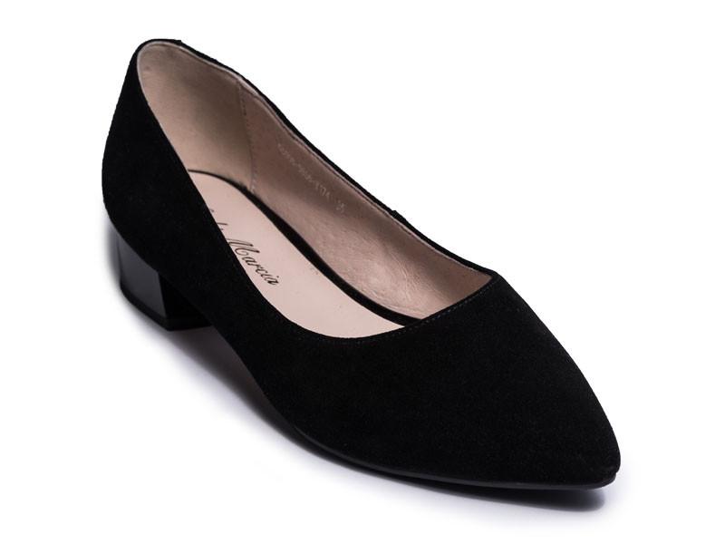 80e8a411a80cdc Балетки LEDY MARCIA G8008-9856-Y174 Черные - магазин обуви Spato в Киеве