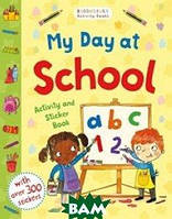 Jennings Sarah My Day at School. Activity and Sticker Book