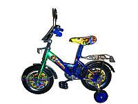 """Детский велосипед Mustang """"Мадагаскар"""""""