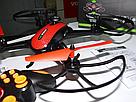 Квадрокоптер HC653 с камерой WiFi, автовозвратом и удержанием высоты, фото 2