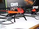 Квадрокоптер HC653 с камерой WiFi, автовозвратом и удержанием высоты, фото 3