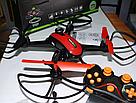 Квадрокоптер HC653 с камерой WiFi, автовозвратом и удержанием высоты, фото 4
