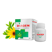 Diagen (Диаген) средство от сахарного диабета