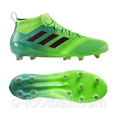 2302974b Футбольные бутсы Adidas ACE 17.1 PRIMEKNIT FG BB5961 купить, цена в ...