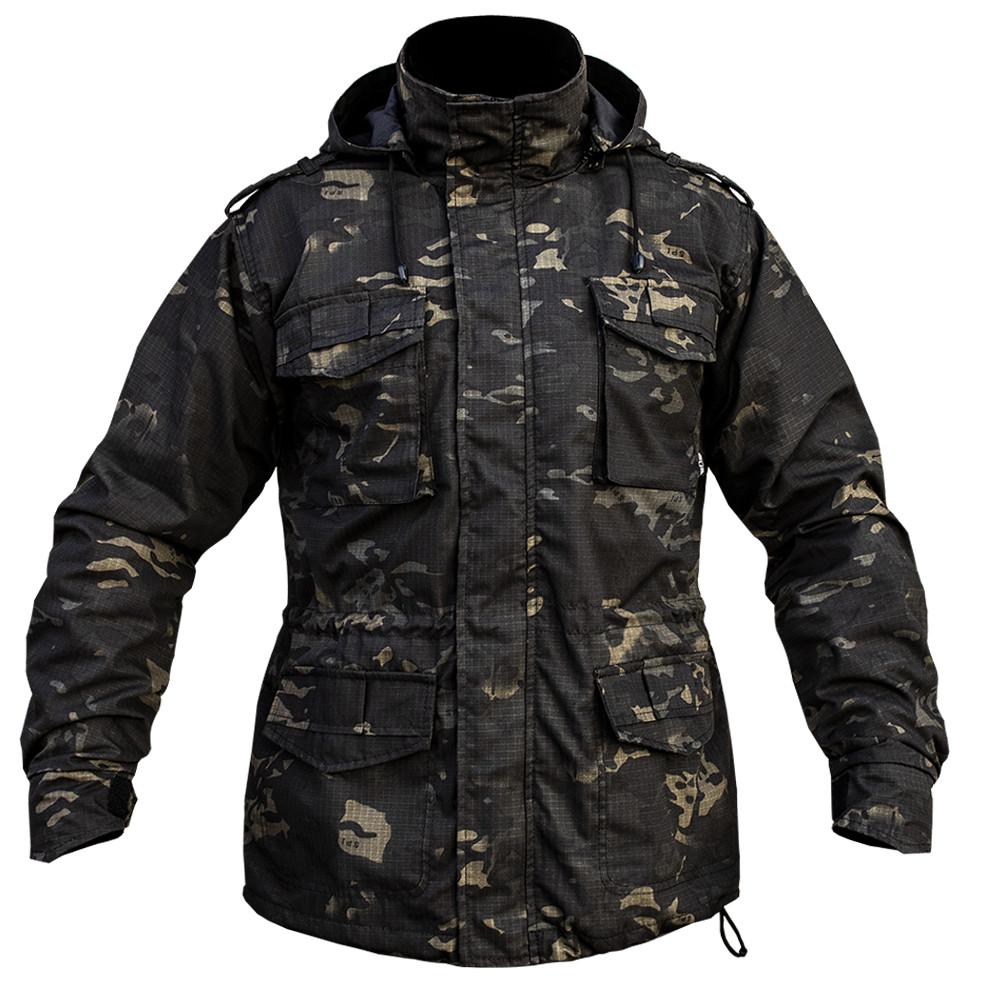 "Куртка ""М65"" Black Multicam"