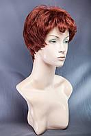 Короткие парики №15,цвет медный яркий
