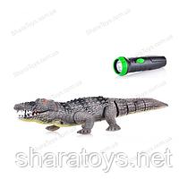 Игрушка крокодил на радиоуправлении