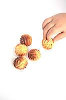 Тактильные шарики из можжевельника, массажные шарики 30мм, фото 1