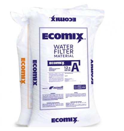 Фильтрующий материал Ecomix-А  Экософт, фото 2